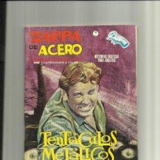 Cómics: ZARPA DE ACERO Nº 13. Lote 45104696