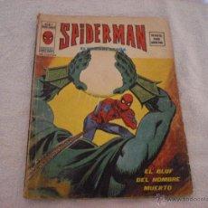 Cómics: SPIDERMAN Nº 6 . EL BLUF DEL HOMBRE MUERTO. Lote 45147631