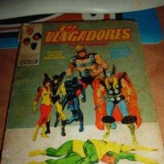 Cómics: MARVEL COMICS GROUP - LOS VENGADORES !!TRAICION!! 1972. Lote 45225704