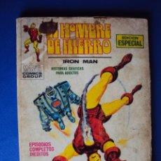 Comics - (COM-902)EL HOMBRE DE HIERRO - IRON MAN - VERTICE - NUMERO 17 - EL TERRIBLE ARIETE - 45227522