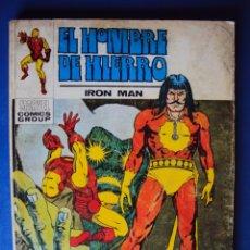 Cómics: (COM-907)EL HOMBRE DE HIERRO - IRON MAN - VERTICE - NUMERO 27 - RAGA EL HIJO DEL FUEGO. Lote 45227790