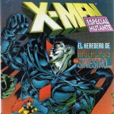 Cómics: X-MEN: ESPECIAL EL HEREDERO DE APOCALIPSIS VS SINIESTRO. Lote 45373813