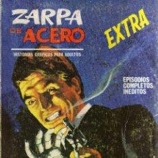 Cómics: ZARPA DE ACERO EXTRA NÚMERO 11 - CJ146. Lote 45438618