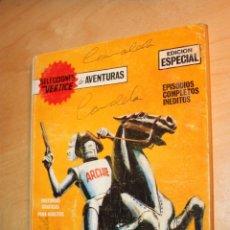 Cómics: SELECCIONES VERTICE DE AVENTURAS Nº 49 (VERTICE TACO) : EL ESPADACHIN DE ACERO. Lote 45461418