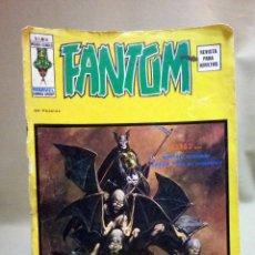Cómics: TEBEO O COMIC, FANTOM, V2, Nº 6, EDICIONES VERTICE. Lote 45525026