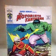 Cómics: TEBEO O COMIC, EL MOTORISTA FANTASMA, V 2, Nº 19, EDICIONES VERTICE. Lote 45525243