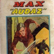 Cómics: MAX ''AUDAZ'' VOL. 4 - HISTORIAS GRAFICAS PARA ADULTOS - CJ149. Lote 45623348