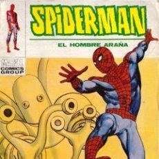 Cómics: COMIC SPIDERMAN (EL HOMBRE ARAÑA) - VERTICE TACO, Nº 41: ALAS DE MUERTE. Lote 45649616