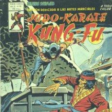 Cómics: RELATOS SALVAJES. KUNG-FU Nº13. VOLUMEN 2. EDITORIAL VÉRTICE, 1976. Lote 45710330