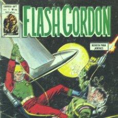 Cómics: FLASH GORDON Nº44. EDITORIAL VÉRTICE, 1977. DIBUJOS DE AUSTIN BRIGGS Y BARRY. Lote 45710580