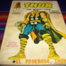 Comics : VÉRTICE VOL. 1 THOR Nº 1. 25 PTS. 1972. 25 PTS. EL PODEROSO THOR.. Lote 45740430