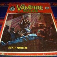 Cómics: VÉRTICE VOL. 1 ESCALOFRÍO Nº 42 VAMPIRE TALES Nº 11. 35 PTS. 1975. BESO MORTAL.. Lote 45741124