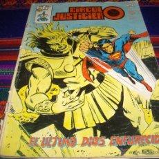 Cómics: VÉRTICE MUNDI COMICS VOL. 1 CÍRCULO JUSTICIERO Nº 13. 1978. EL ÚLTIMO DIOS ENFURECIDO.. Lote 45844790