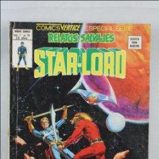 Cómics: CÓMIC RELATOS SALVAJES - VOL 1. Nº 70. STAR-LORD. MENOS QUE... - EDITA VÉRTICE / MUNDI CÓMICS - 1979. Lote 45861816
