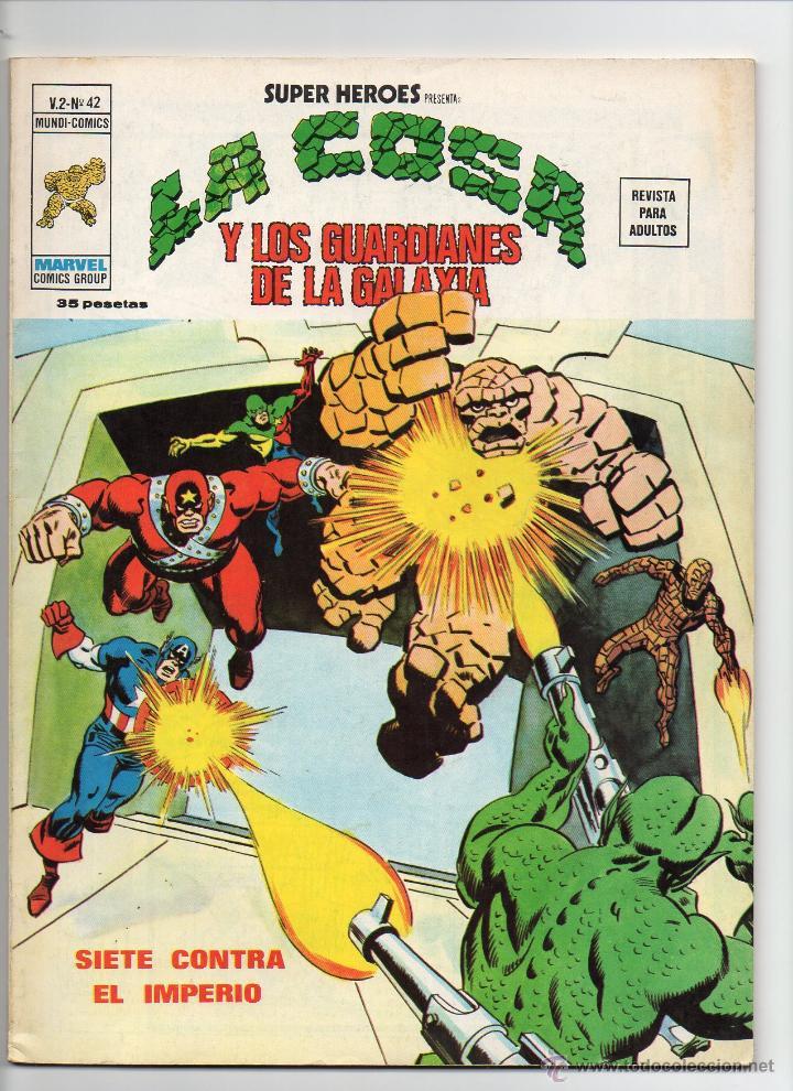 SUPER HEROES V2 Nº42 VÉRTICE (Tebeos y Comics - Vértice - Super Héroes)