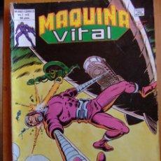 Fumetti: MAQUINA VITAL V.º 1 NUMERO 6. Lote 45888925