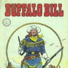 Cómics: BUFFALO BILL Nº1. EDITORIAL VÉRTICE, 1981.. Lote 45894280