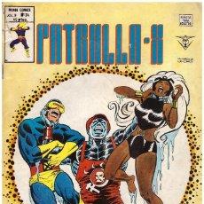 Cómics: COMIC PATRULLA X, MUNDI COMICS, VOL. 3, Nº 34 - COMICS VERTICE. Lote 45986115