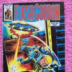 Cómics: FLASH GORDON 2 VERTICE 1979 PIEDRA DE MUERTE VOL 2 50 PESETAS. Lote 46005622