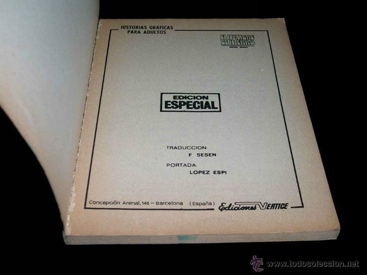 Cómics: El Hombre de Hierro Iron Man nº 13 Monstruos, Ed. Vertice Barcelona, Vol.1, 25 Ptas, original 1970. - Foto 2 - 46015900