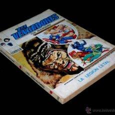 Cómics: LOS VENGADORES Nº 36 LA LEGIÓN LETAL, ED. VERTICE BARCELONA, VOL.1, 25 PTAS, ORIGINAL 1973.. Lote 46019284