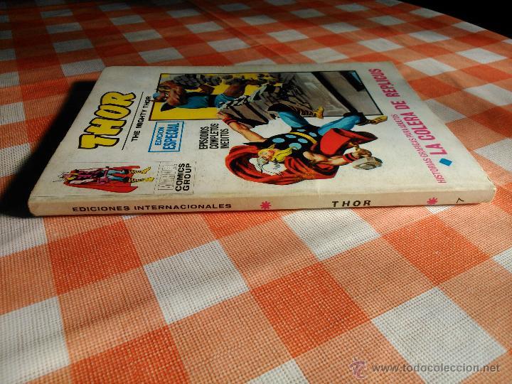 Cómics: THOR nº 7 (Vertice 1971) - Foto 3 - 46030705