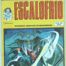 Cómics: ESCALOFRIO Nº 55 EDI. VERTICE 1976 - TUMBA DE DRACULA, ESTELA PLATEADA - DIFICIL.... Lote 46130564