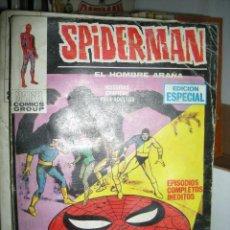 Cómics: SPIDERMAN Nº 7 VOL 1. EDITORIAL VERTICE.. Lote 46159578
