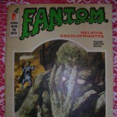 Comics - FANTOM Nº 5: EL ESPIRITU DE FRANKENSTEIN - 46218956