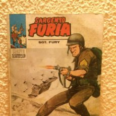 Cómics: SARGENTO FURIA Nº 21 V1 EDICIONES VERTICE 1973. Lote 46239412