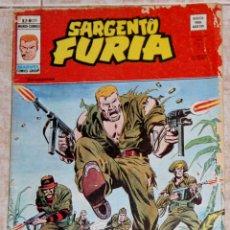 Cómics: SARGENTO FURIA V-2 Nº 29 VERTICE. Lote 46303289