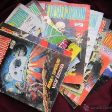 Cómics: LOTE 9 COMICS FLASH GORDON, 5,6,7,8,9,10,11,12 Y 13. VOL. 2. EDITORIAL VERTICE. COMICS ART TEBENI. Lote 46364223