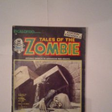Cómics: ESCALOFRIO PRESENTA - TALES OF THE ZOMBIE - NUMERO 1 - BUEN ESTADO - CJ 9. Lote 46378274