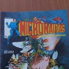 Cómics: MICRONAUTAS. Lote 46382567