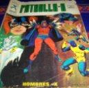 Cómics: VÉRTICE VOL. 3 PATRULLA X Nº 1. 35 PTS. 1976. HOMBRES X. COMPLICADO.. Lote 46447519