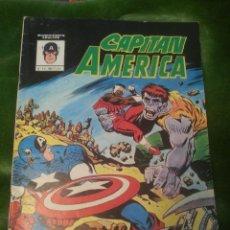 Cómics: COMIC CAPITAN AMERICA - NUMERO 1 - 81 - EDICIONES VERTICE. Lote 46485140