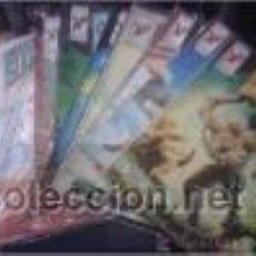 Cómics: EL HOMBRE DE BRONCE VOL.1 COLECCION COMPLETA DE 9 NUMEROS EDICIONES VERTICE. Lote 46508494