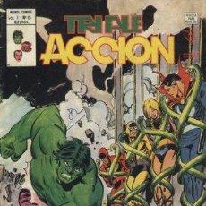 Cómics: TRIPLE ACCION LOTE 4 Nº (15-16-18-21). Lote 46589330
