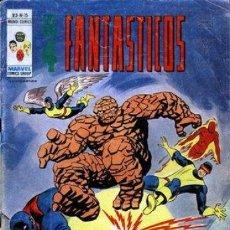 Cómics: LOS 4 FANTASTICOS V.3 LOTE DE 11 Nº(15-18-20-25-26-27-28-29-30-31-33). Lote 46594287