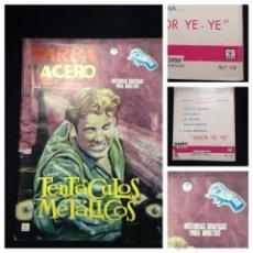 Cómics: ZARPA DE ACERO - EL TENTACULOS METALICOS Nº 13 -,VERTICE. TDKC16. Lote 46616057