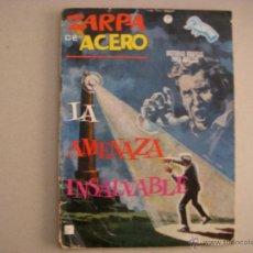 ZARPA DE ACERO Nº 15, 10 PTAS, EDITORIAL VÉRTICE