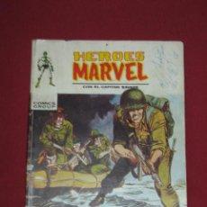 Cómics: HEROES MARVEL - CAPITAN SAVAGE Nº 2 - MUERTE DE UN COMANDO. Lote 46634595