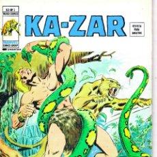 Cómics: KAZAR. EDITORIAL VERTICE V.2. Nº 5. EXC. ESTADO DE KIOSKO.. Lote 46722514