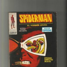 Cómics: VERTICE-SPIDERMAN V1-Nº22.. Lote 46765896