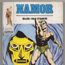 Cómics: NAMOR Nº 24 (VERTICE 1972). Lote 46874992