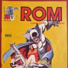 Cómics: ROM CABALLERO DEL ESPACIO Nº 3, PELIGRO TU NOMBRE ES TRONADOR, EDICIONES SURCO 1983.. Lote 46943746