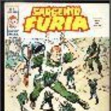 Cómics: SARGENTO FURIA VOL.2 NUMERO 17 CASI PERFECTO. Lote 46961695