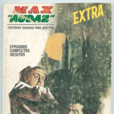 Cómics: MAX AUDAZ - Nº 15 - LA ABADÍA SINIESTRA - ED. VERTICE - 1969. Lote 46966542