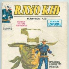 Cómics: RAYO KID (RAWHIDE KID) - Nº 3 - MORIR CON LAS BOTAS PUESTAS - ED. VERTICE - 1970. Lote 46966593