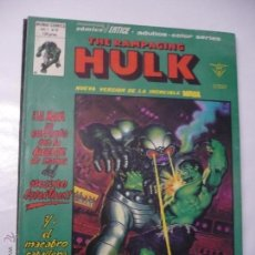 Cómics: THE RAMPAGING HULK - NUM 12.. Lote 47152381